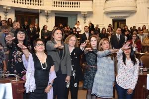 Designa ALDF a nuevas integrantes del Consejo Consultivo de  InmujeresCDMX