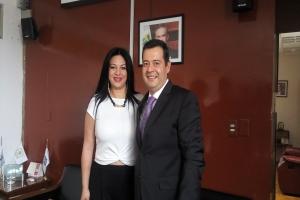Solicita Janet Hernández Sotelo programas sociales para Iztapalapa