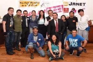 Impulsa Janet Hernández pre Foro Mundial de la Bicicleta