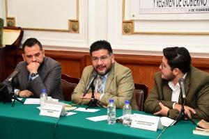 Constitución de CDMX contiene varios puntos de avanzada: Juan G. Corchado