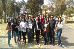 Organiza Abril Trujillo clubes juveniles en Iztapalapa