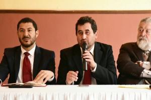 Defensa de Constitución CDMX, facultad de Asamblea Constituyente: Morena