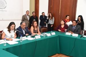 Comisión de Derechos Humanos de ALDF decretó sesión permanente hasta dictaminar nombramiento de CDHDF