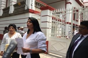 Asambleísta solicita a presidente electo, Andrés Manuel López Obrador convoque a una cumbre ejecutiva metropolitana por el agua a fin de resolver la falta del vital líquido