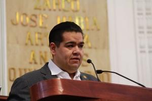 Iván Texta exige rendición de cuentas a delegados antes de que soliciten licencia para buscar otros cargos