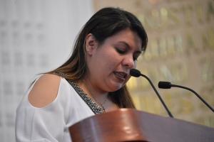 Diagnóstico temprano y acceso a tratamiento adecuado, claves contra cáncer infantil: Penélope Campos