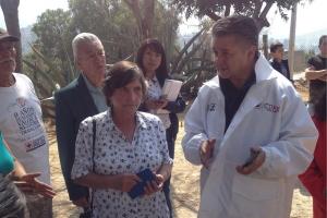 Deficiente atención en centro de salud de Cuautepec: Olivia Gómez
