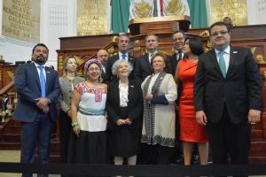 ALDF nombró a 7 embajadores turísticos