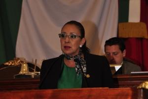 Pide Elena Segura fortalecer acciones para atender a connacionales repatriados