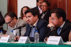 Acciones compartidas entre SSP-CDMX y AO para combatir inseguridad: Ernesto Sánchez