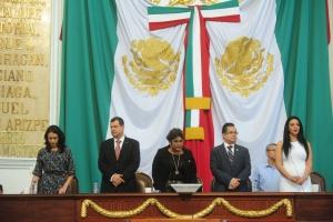 ALDF inaugura Primer Parlamento de Mujeres de CDMX