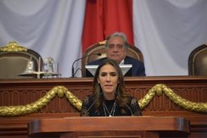 Rumbo a elecciones del 1º de julio, autoridades locales y federales, obligadas a blindar programas sociales contra la compra del voto: Mariana Moguel