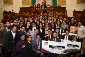 Concluyó el Primer Concurso de Debate Juvenil de la Ciudad de México en la ALDF