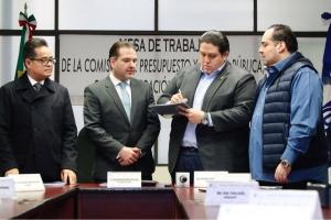 Dip. Luis Mendoza se compromete otorgar más recursos para BJ; la reconstrucción de viviendas es prioridad