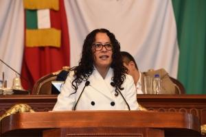Presenta Vania Ávila iniciativa para crear Ley Orgánica de la Administración Pública de la Ciudad de México