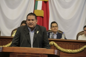 Propone Ballesteros erradicar trabajo infantil en CDMX