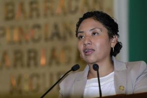 Diputación Permanente guarda minuto de silencio por asesinato de un militante del Partido Morena