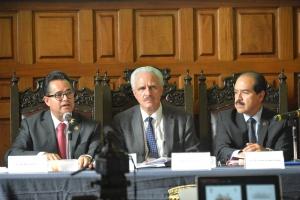 """Inauguran en la ALDF diplomado """"Transformaciones Urbanas y Reforma Política de la Ciudad de México 2016-2017"""""""