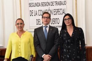 Incluir en presupuesto análisis sobre destino de terrenos del AICM: Lourdes Valdez
