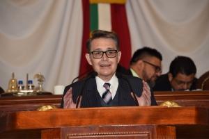 PRD y PAN protegen a secretario de Finanzas, impiden que rinda informe sobre Cuenta Pública 2016