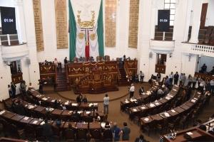 Solicita Diputación Permanente implementar diversas acciones en materia de seguridad