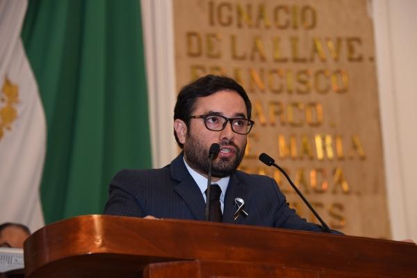 Romo presentará exhorto para crear la cuarta sección de Chapultepec