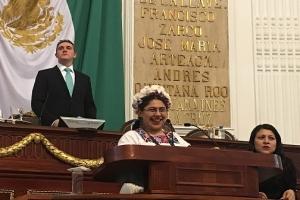 Más difusión a herencia cultural de pueblos originarios: PVEM