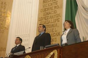 DEFENDERÁN PRESUPUESTO DE LA CIUDAD DE MÉXICO