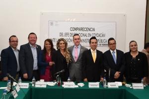 Proporcionar buenos servicios y seguridad a los coyoacanenses, tema  integral: Valentín Maldonado