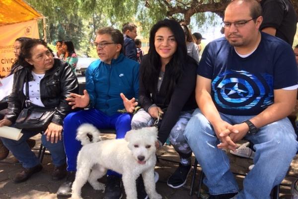 Asambleísta propondrá punto de acuerdo para crear parques para animales en la Ciudad de México