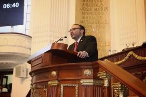 ALDF reconoce a héroes anónimos tras sismos