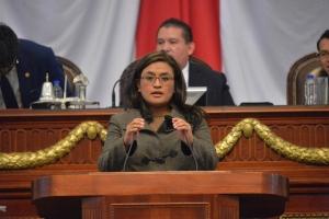 Urge diagnóstico: Aleida Alavez