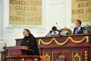 Urge reforzar operativos para evitar asaltos en transporte público: Dip. Elizabeth Mateos