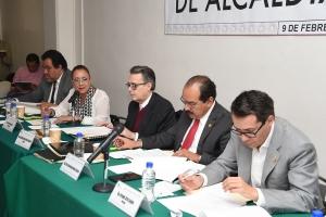 Grupo de Trabajo de Alcaldías de ALDF aprobó discutir Ley Electoral