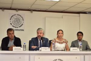 Reactivemos economía en Milpa Alta, Tláhuac y Xochimilco tras el sismo, disfrutando la Feria del Mole: Raúl Flores