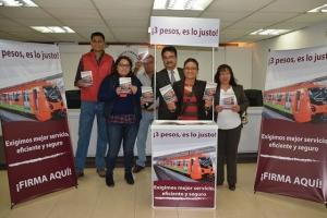 Tarifa del Metro debe ajustarse a 3 pesos: Aleida Alavez