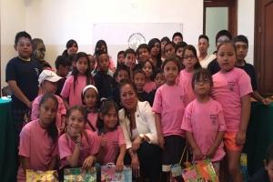 Otorgarán becas a hijas e hijos de madres en cárceles de la CDMX