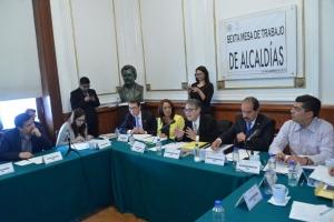 Trabajo entre ALDF y Congreso de la Unión creará marco jurídico claro para alcaldías