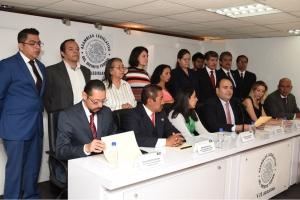 Presentan iniciativa de la Ley de Cultura Física y Deporte de la Ciudad de México