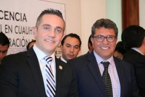 Delegaciones Cuauhtémoc y Miguel Hidalgo comparecieron ante Comisión de Administración Pública