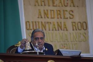 Instalan Diputación Permanente; sesionarán los miércoles