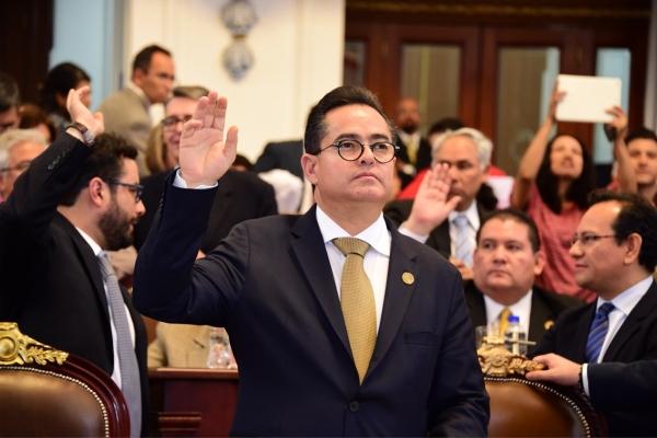 Será CDMX referente a nivel mundial, con la Ley de Atención a Personas en Situación de Calle: Leonel Luna Estrada