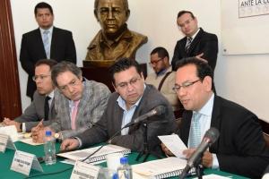 La Comisión para la Reconstrucción, Recuperación y Transformación obliga a la máxima publicidad, vigente y con valor social: Infodf