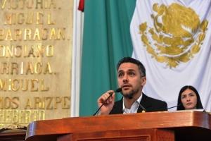 Lo producido por manos mexicanas, potencializará nuestra economía: Luis A. Chávez