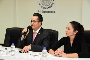 Modificarán el artículo 94 de la Ley de Vivienda para evitar confusiones en su interpretación: Leonel Luna y Dunia Ludlow