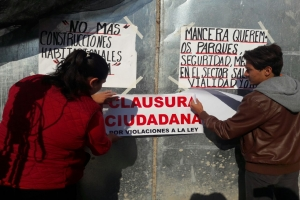 Solicitan vecinos de Iztacalco a constructora no obstruir vialidades: Citlalli Hernández