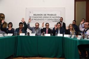 Comisiones Unidas aprueban dictamen de reformas y adiciones a iniciativa enviada por el GCDMX