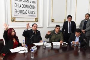 Actualizan marcos jurídicos para fortalecer la seguridad pública en la CDMX