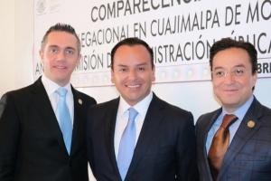 Seguridad y programas, temas de comparecencias de Cuajimalpa y Tláhuac