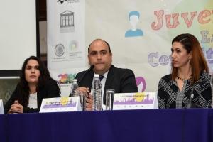 Integrar propuestas de los jóvenes a la Constitución de la Ciudad de México: Miguel Errasti Arango